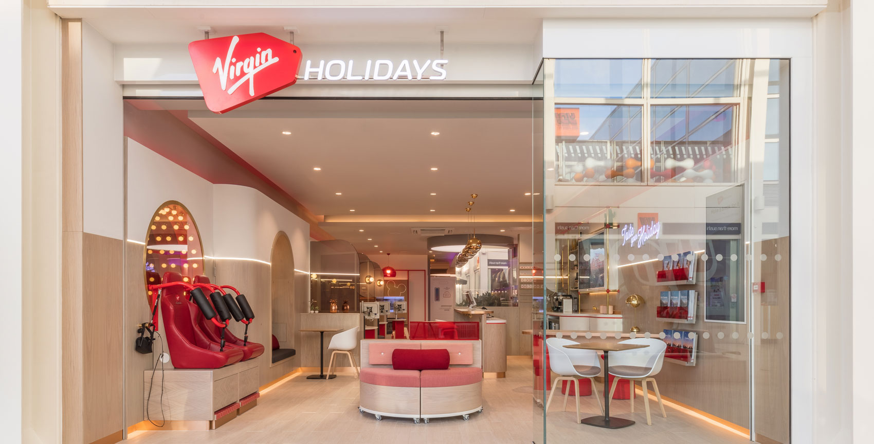 Virgin Holidays - Milton Keynes