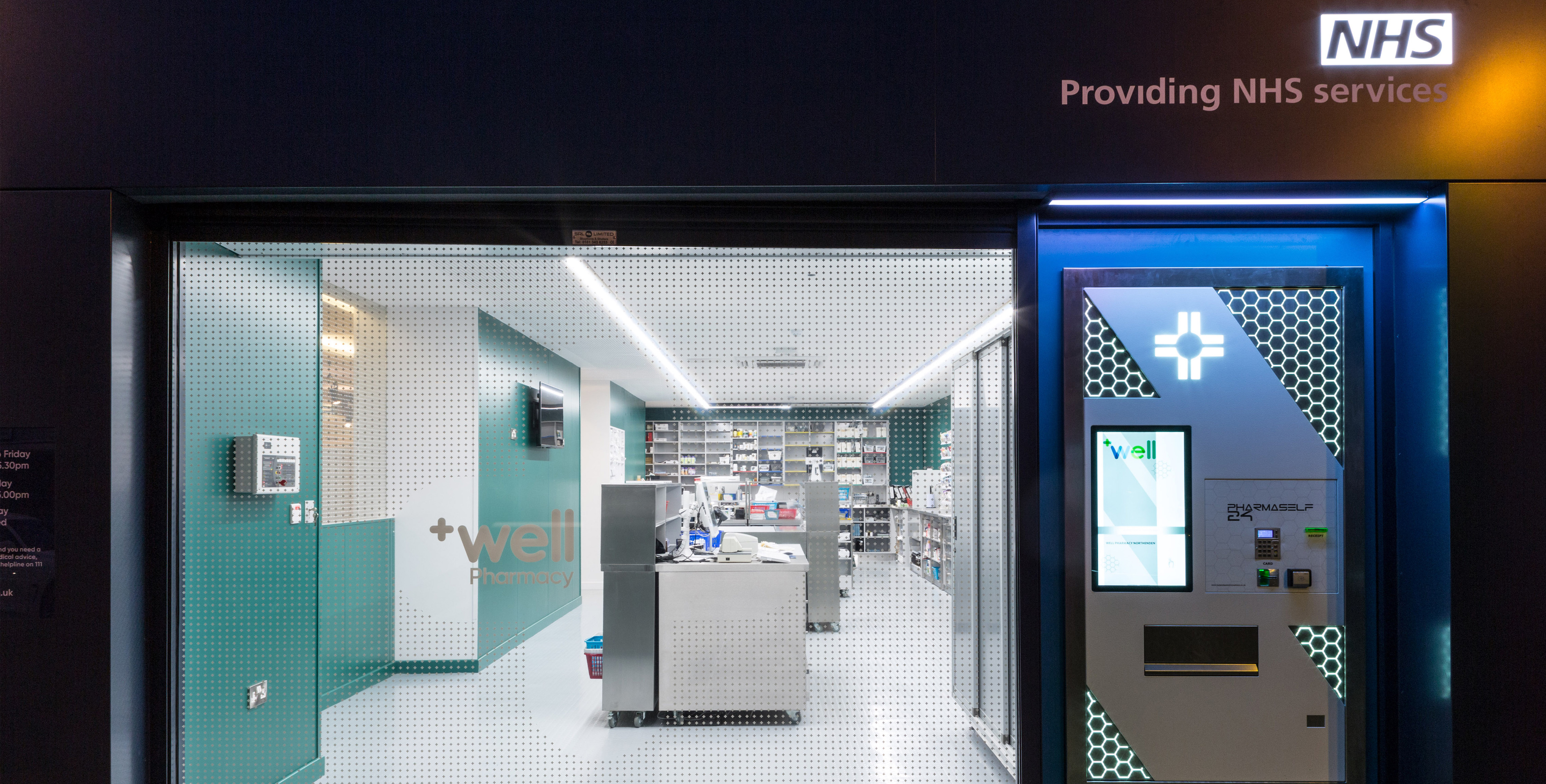 Well Pharmacy - Manchester